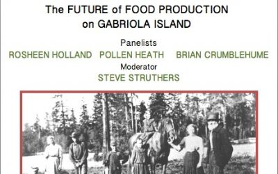 The Future of Agricultural Self-sufficiency on Gabriola
