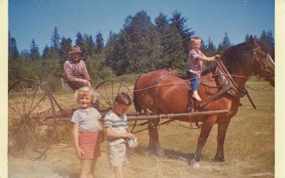 Discover Gabriola's Historic Places and Stories on Gertie