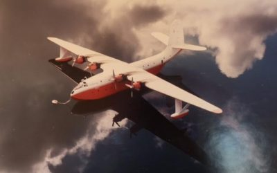 Museum's 2016 Talk Series opens with presentation on Martin Mars water bomber.