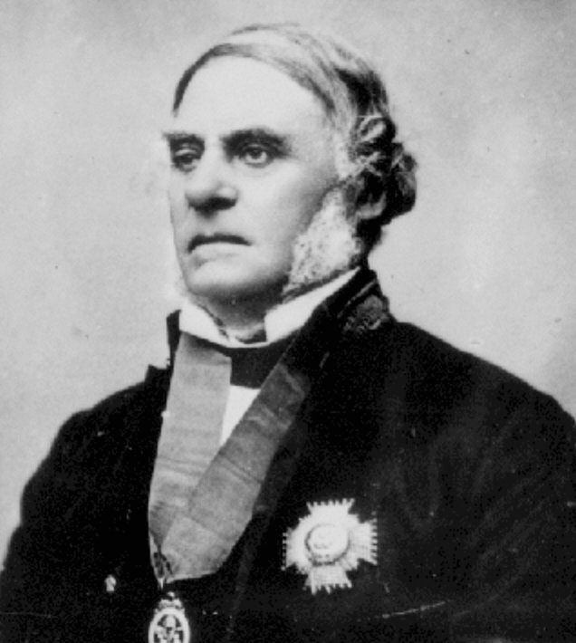Governor James Douglas