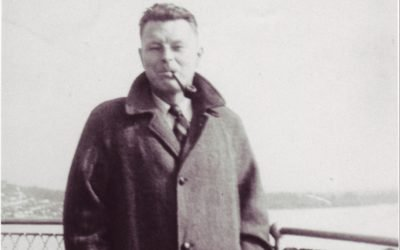 Celebrating the 70th Anniversary of Malcolm Lowry's inspiration for October Ferry to Gabriola