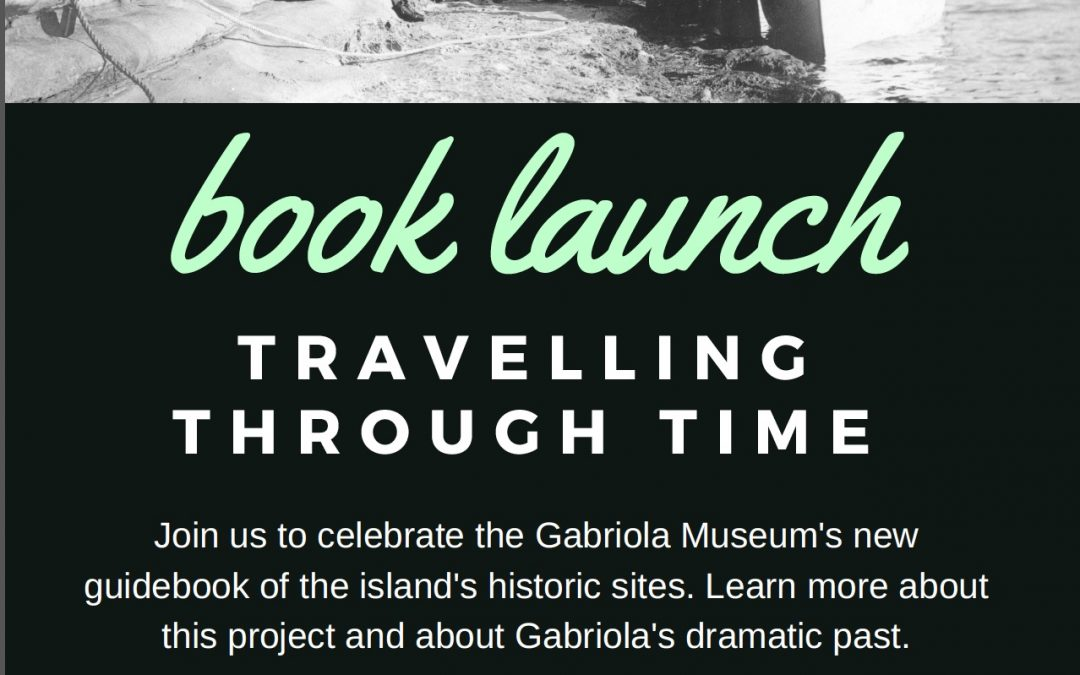 Travelling Through Time: Guidebook Launch