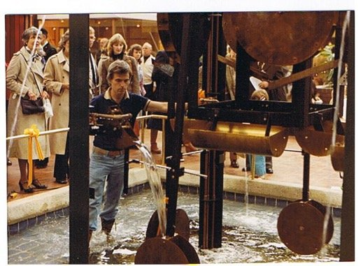 Gabriolan talks presents: The Woodgrove Centre Water Clock by Bob McKechnie