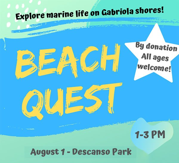Beach Quest - Descanso