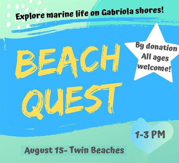 Beach Quest - Twin Beaches