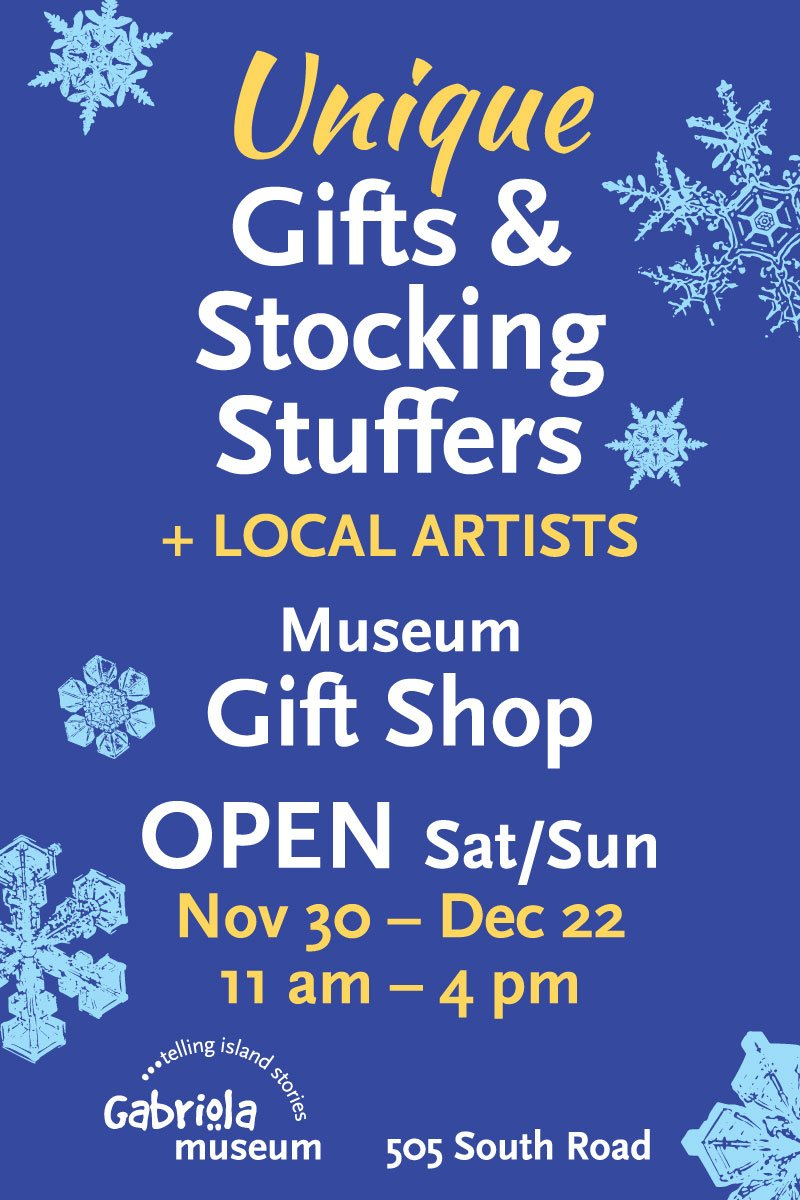 Gift Shop Open Weekends for Christmas Shopping