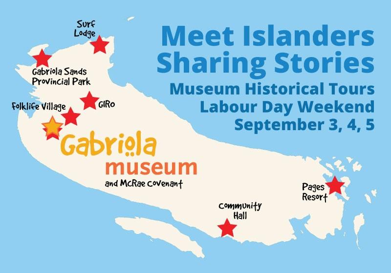 Meet Islanders Sharing Stories